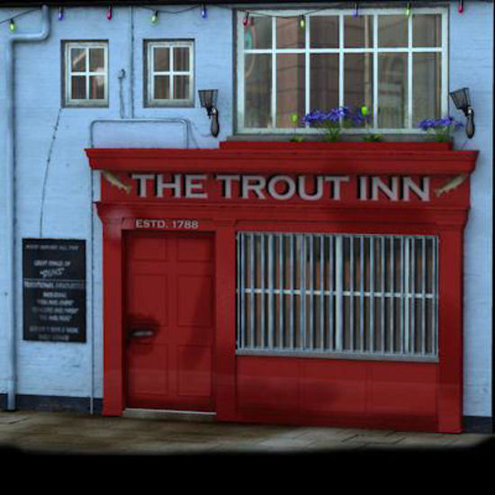 Picture of The Trout Inn - TroutInnWBox