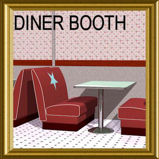 Picture of Diner Booth