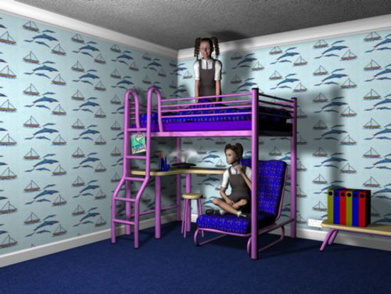Picture of Kids bedroom
