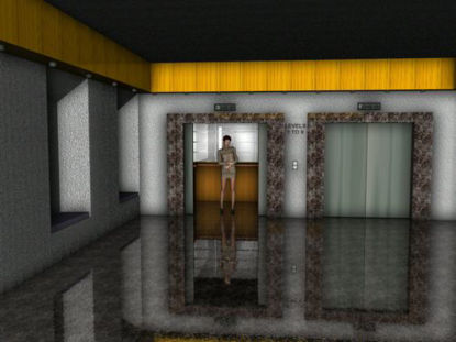 Picture of Lobby with lifts