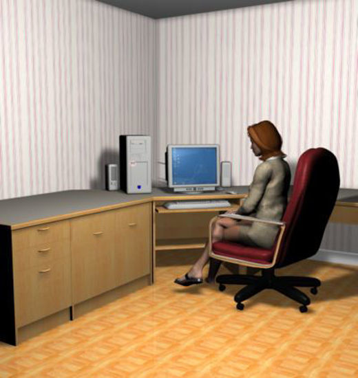 Picture of Computer room