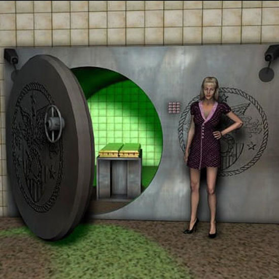 Picture of Bank Vault