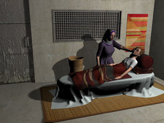 Picture of Biblical set 1 for Victoria 3  - Poser / DAZ 3D ( V3 )