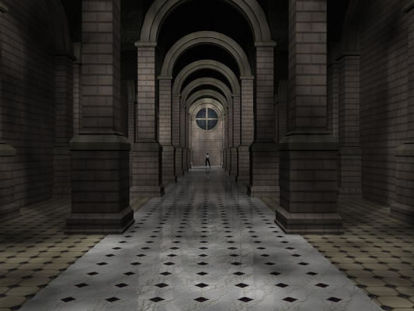 Picture of Sacred Hallway