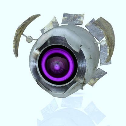 Picture of SciFi Spybot Model