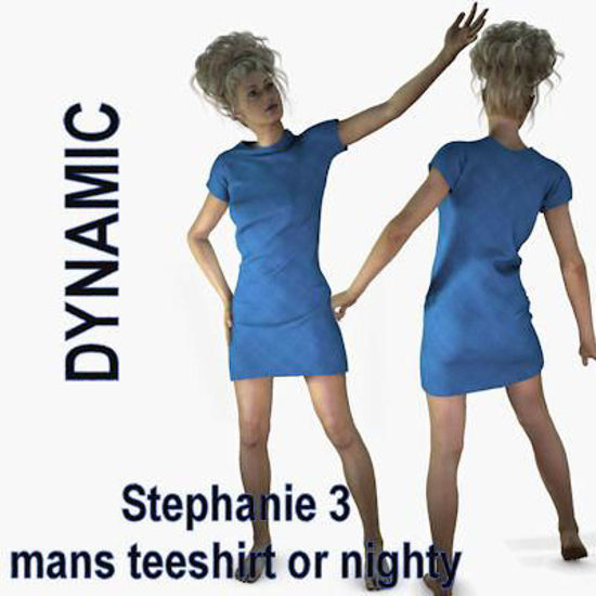 Picture of Mans teeshirt or nighty for Stephanie 3