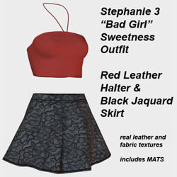 Bad Girl Sweetness Outfit for Stephanie 3