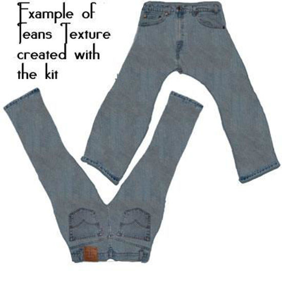Picture of Blue Jeans Construction Kit