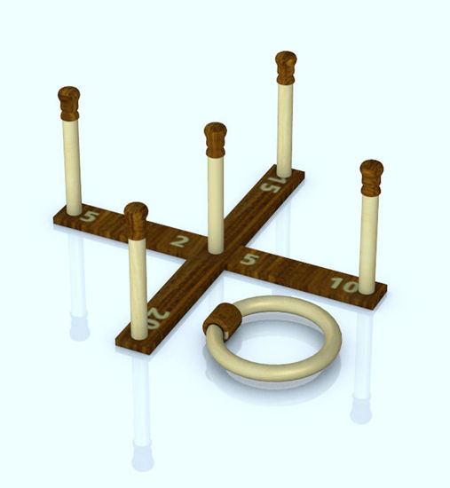 Picture of Quoits Game Prop