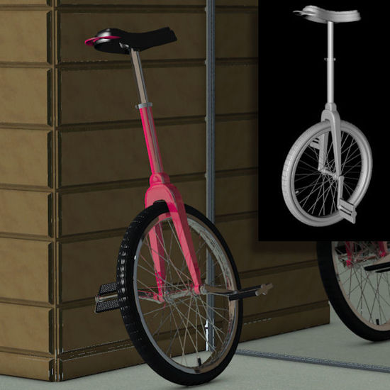 Picture of Unicycle Model