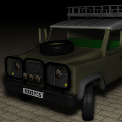 Picture of Landrover LWB