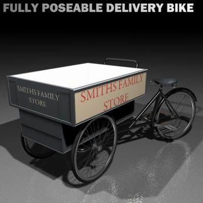 Picture of Delivery Bike