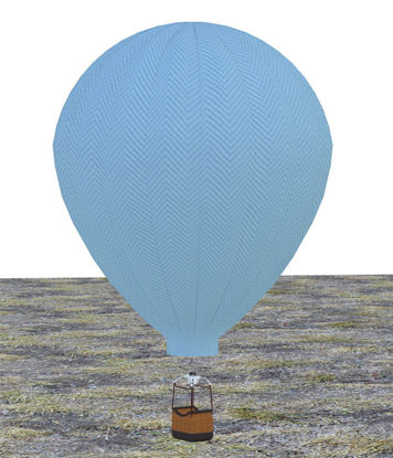 Picture of Hot Air Balloon Model