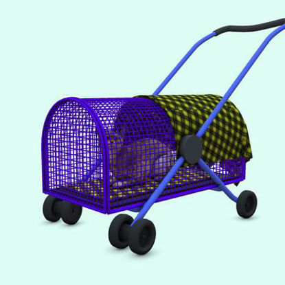 Picture of Pet Stroller