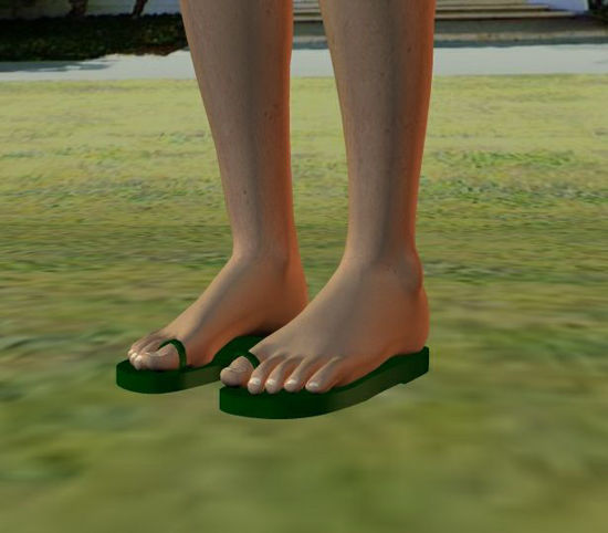 Picture of Ring toed sandles
