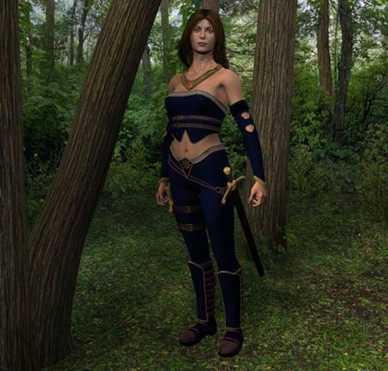 Picture of Fantasy thief for Vicky 3