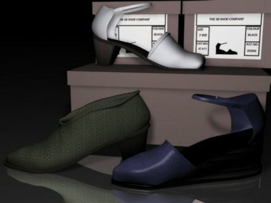 Picture of Shoe pack for Vicky3
