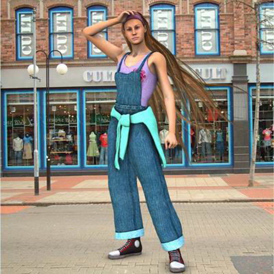 Picture of Dungarees 2006 - JSchool-A3