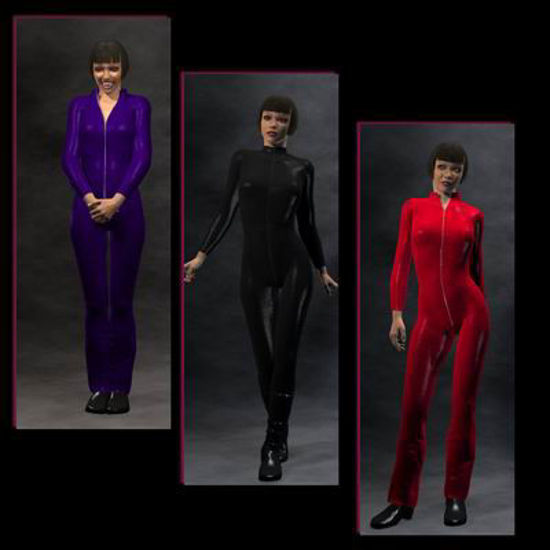 Picture of Catsuit for Victoria 4