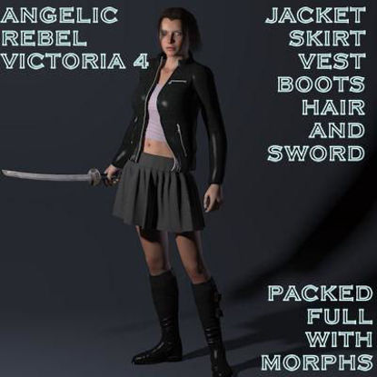 Picture of Angelic Rebel for Victoria 4 - V4
