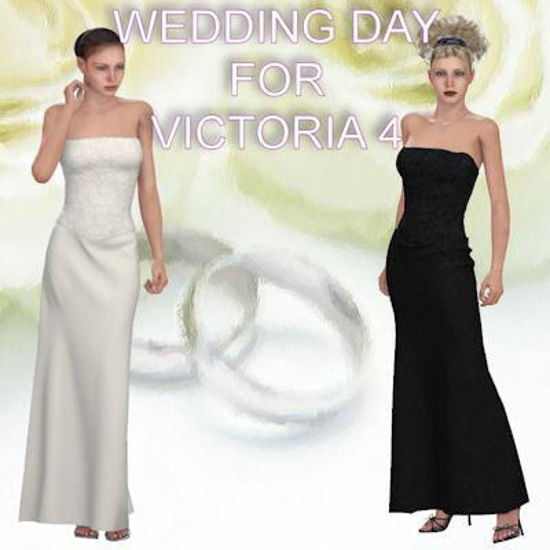 Picture of Wedding Day for Victoria 4