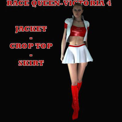 Picture of Race Queen for Victoria 4