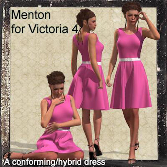 Picture of Menton for Victoria 4