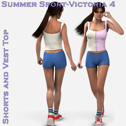 Picture of Summer Sports for Victoria 4