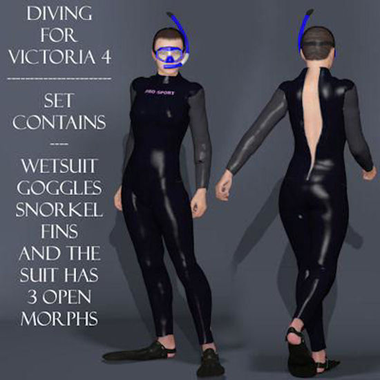 Picture of Diving for Victoria 4