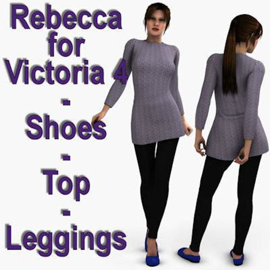Picture of Rebecca clothing for Victoria 4