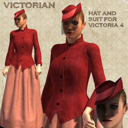 Picture of Victorian for Victoria 4