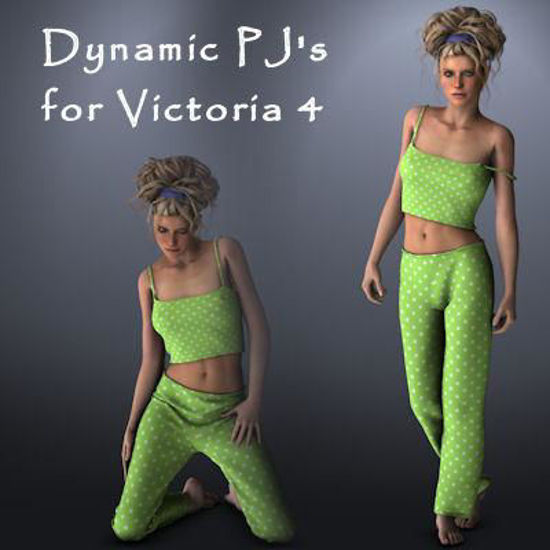 Picture of Dynamic PJ's for Victoria 4