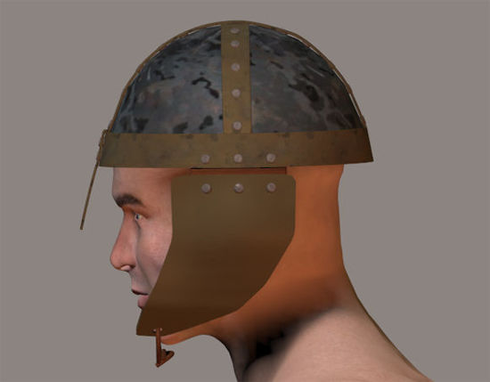 Picture of Viking Helmet Prop