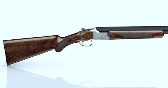 Picture of Over Under Shotgun Model