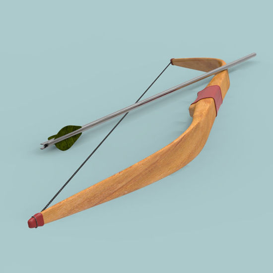 Picture of Longbow Model with Morph
