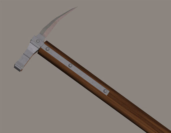 Picture of Viking War Hammer Weapon Prop