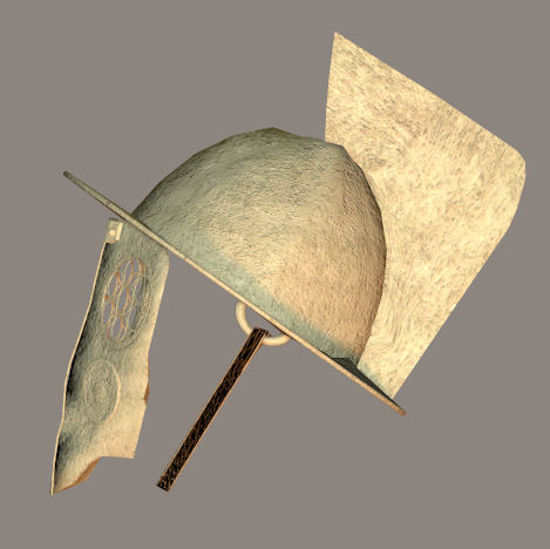 Picture of Gladiator Helmet Prop